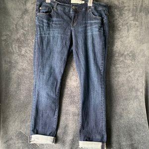 Torrid Boyfriend Jeans Blue